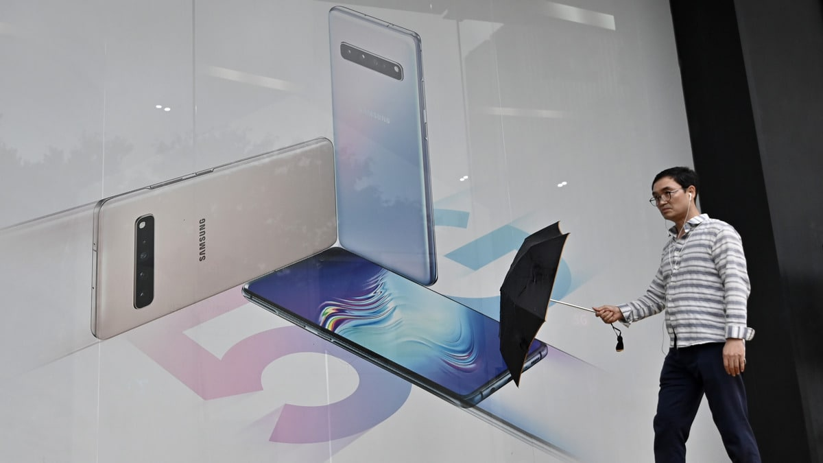 Samsung Profit Slumps on Chip Market, Slow Flagship Smartphone Sales