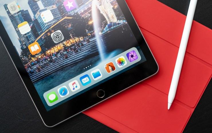 iPad 2018 протестирован