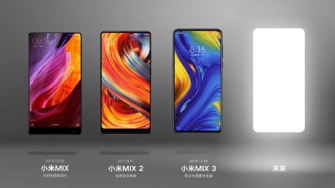 Xiaomi Mi Mix 4: мощность и 5G! Вот подробности о смартфоне