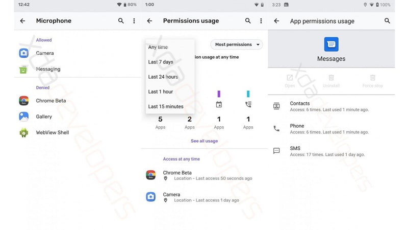 Android Q Has Improved Privacy and Permissions Controls, Leaked Build Shows