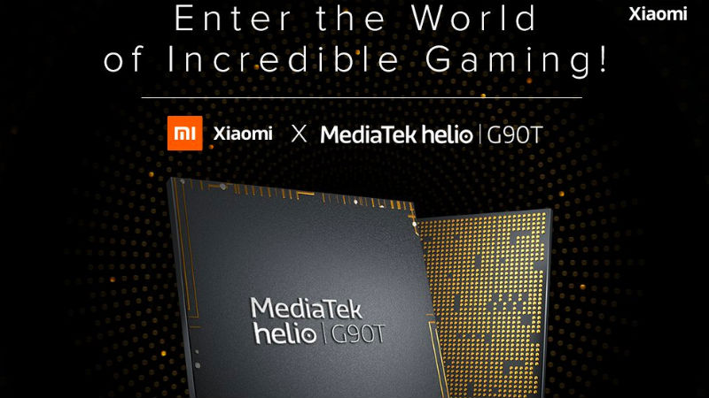 Redmi представляет новый игровой телефон с SoC Helio G90T