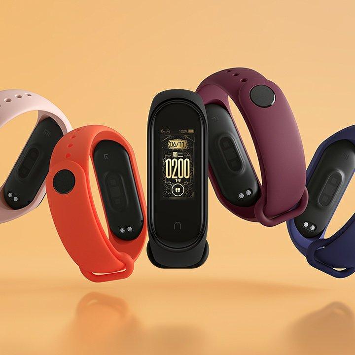 Xiaomi Mi Band 4 возвращается из Unieuro за € 34,99!