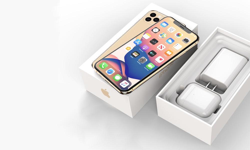 «High Level Exec» подтверждает, что iPhone 2019 будет поставляться с новым зарядным аксессуаром 1