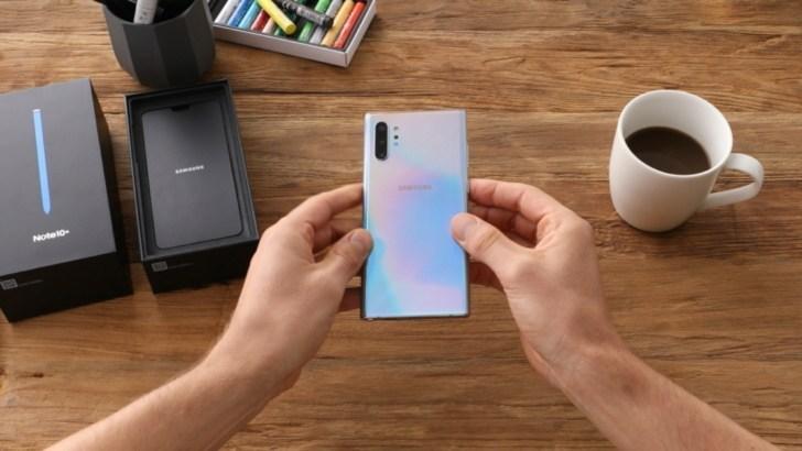 Вот как хорош самсунг Galaxy Note  10 | Практическая демонстрация