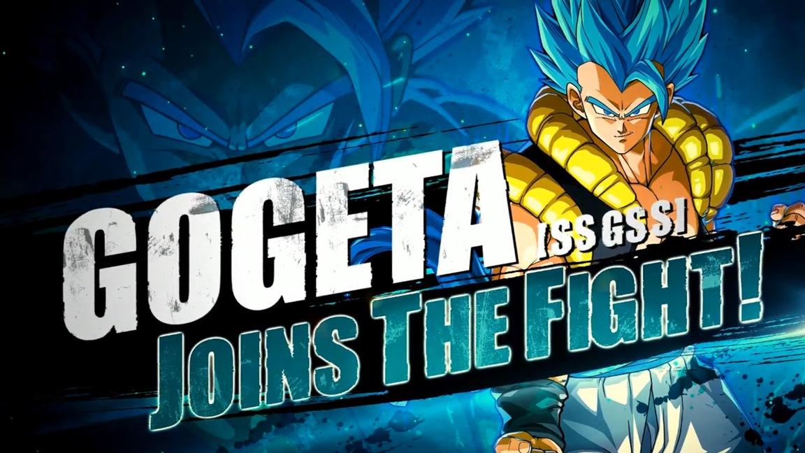 Гогета и Янемба объявлены на EVO 2019 для Dragon Ball FighterZ