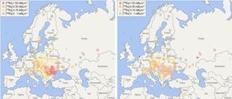 Исследование подтверждает: радиоактивное облако, поразившее Европу в 2017 году, пришло из России