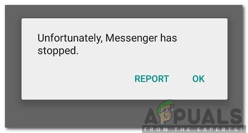 Как исправить ошибку «Messenger не работает» Facebook?
