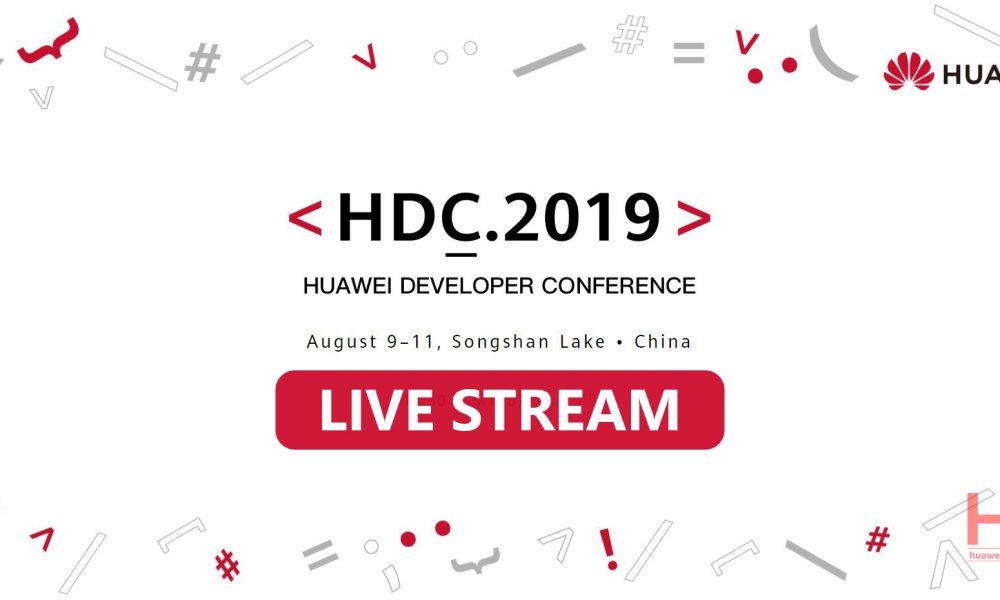 Как смотреть HDC 2019: Catch EMUI 10, Hongmeng OS и многое другое