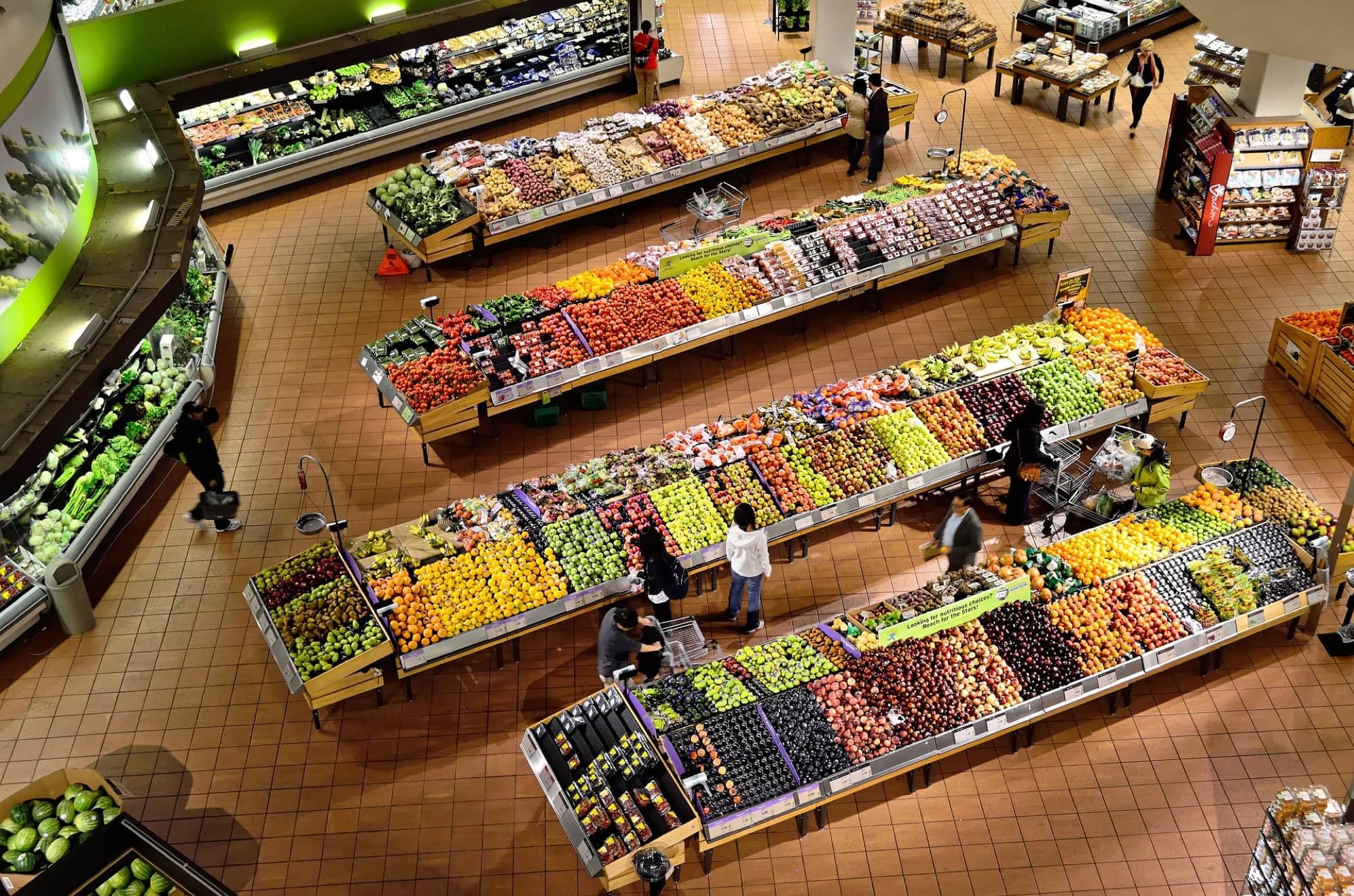 одна продуктовый супермаркет картинки тигр испортил
