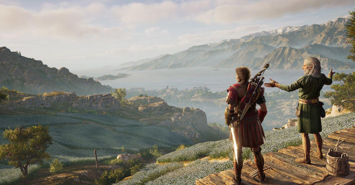 Не следует пропустить DLC Assassin's Creed Odyssey's Lost Tales of Greece. 1