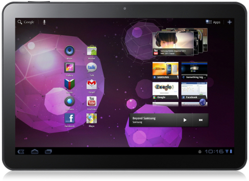 Обновить Galaxy Tab 10.1 P7500 для XWLB1 Android 3.2 Официальная прошивка