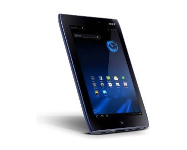 Сотовый планшет Acer Iconia Tab A100 под предварительный заказ за £ 300