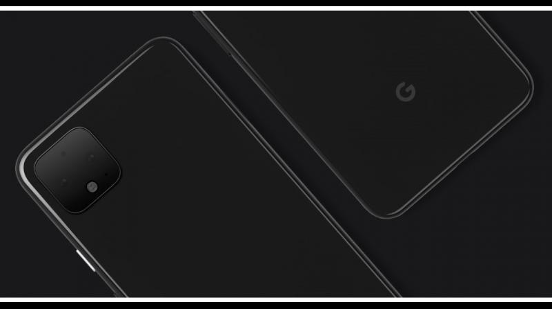 Combined with the Soli sensor, the two IR face unlock sensors will work more efficiently and turn on as you pick up the phone in your hand. (Photo: Google)