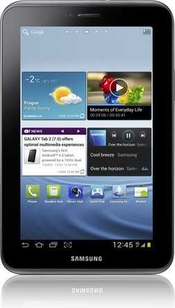 устанавливать Galaxy Tab 2 (7.0) P3100 XXALD4 Android 4.0.3 (Великобритания) стоковая прошивка [How To]