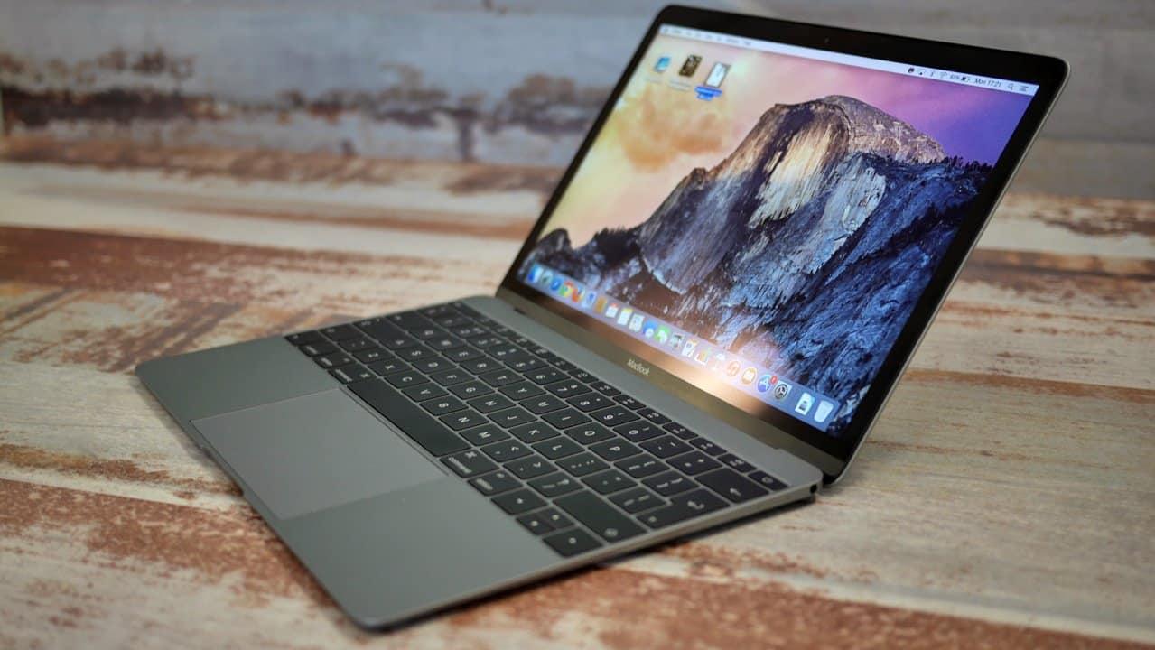 Macbook Air Teclado