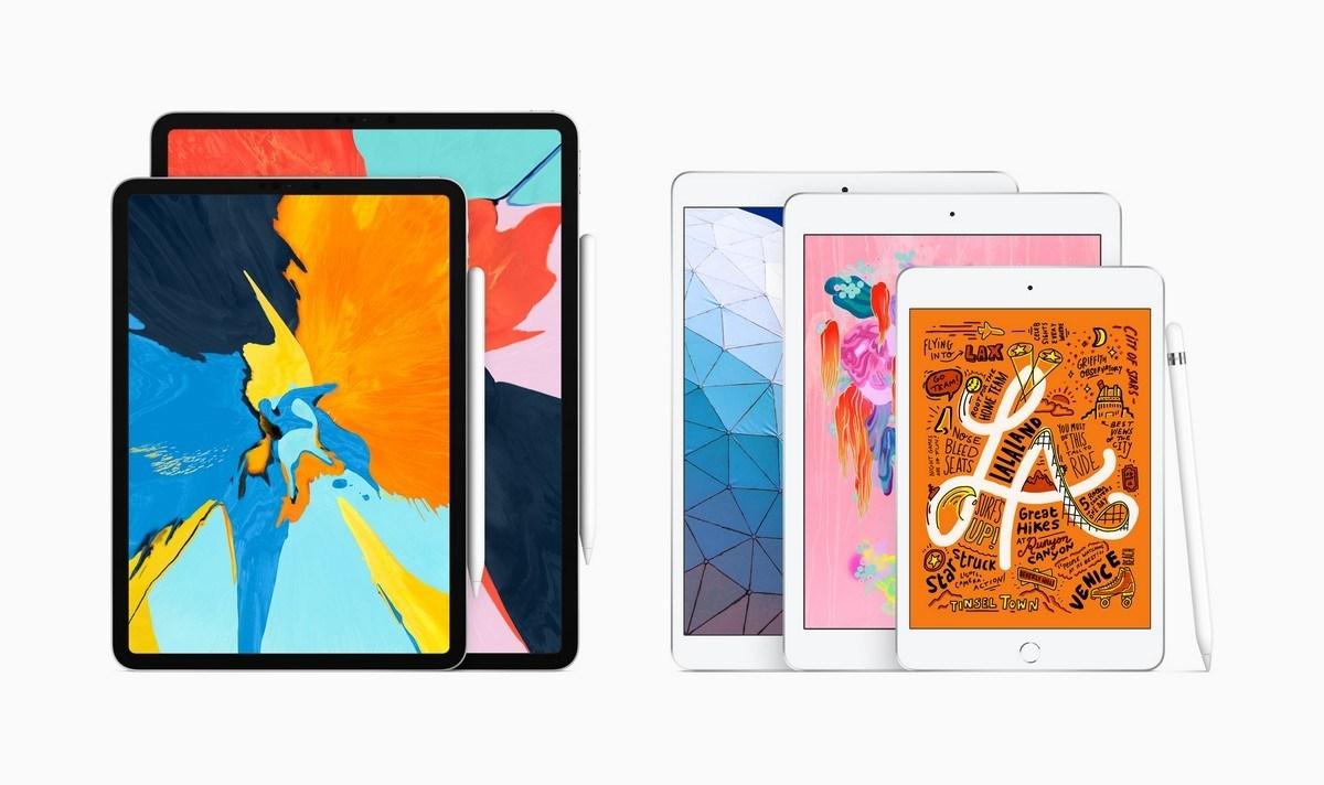 Бюджетный 10,2-дюймовый iPad может появиться в этом году
