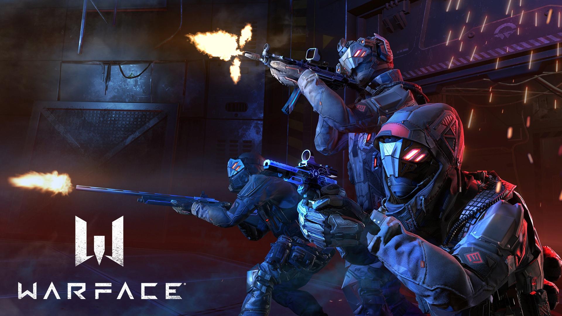 Испытайте Синдикат в Warface Battle Pass: 2 сезон на Xbox One