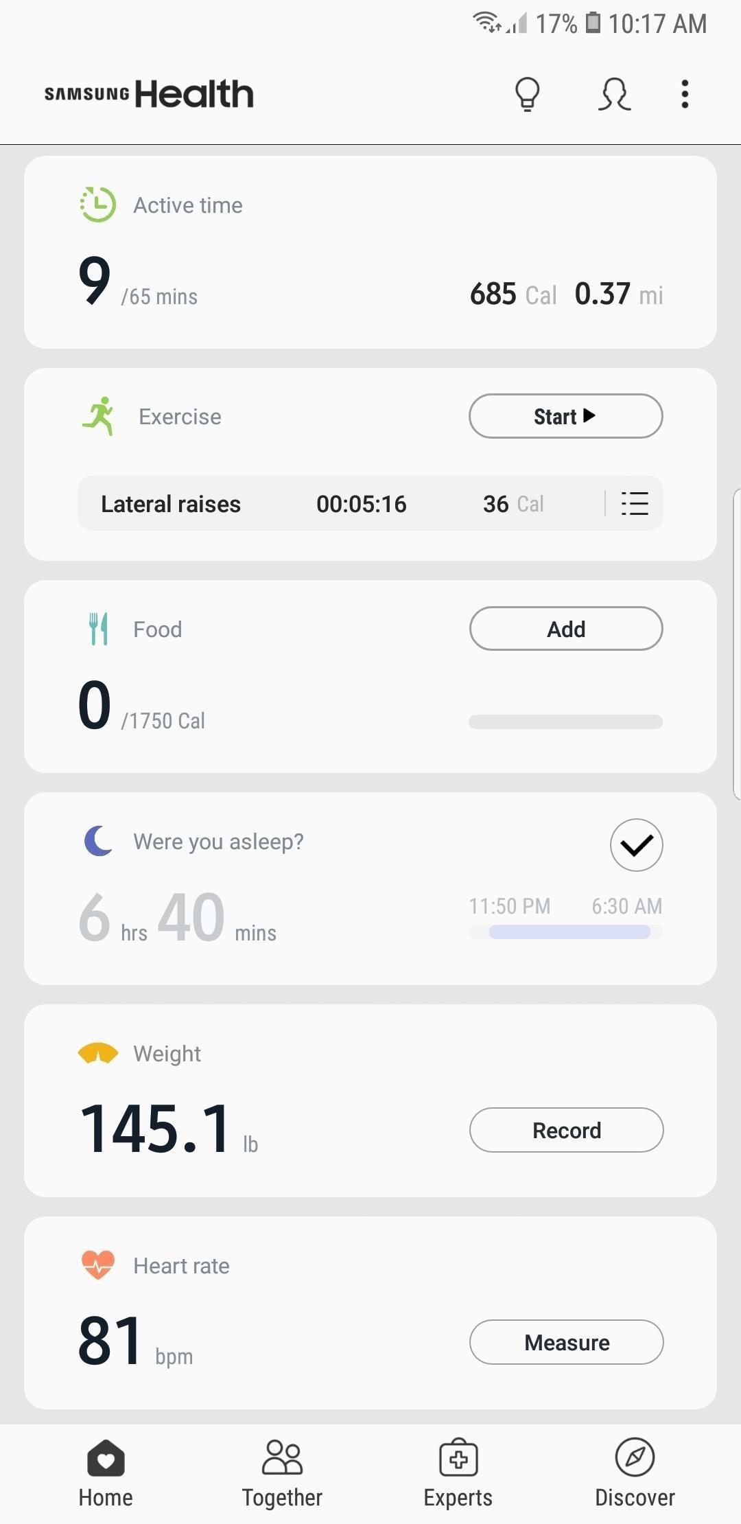Как записывать свои схемы сна с помощью Samsung Health - носимых устройств не требуется
