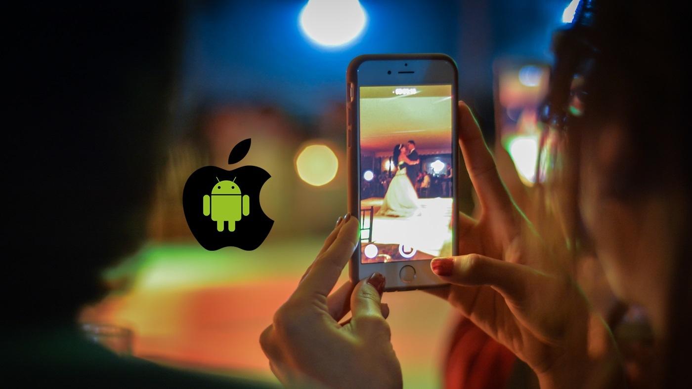 Лучшие 4 способа передачи видео с Android на iPhone и наоборот