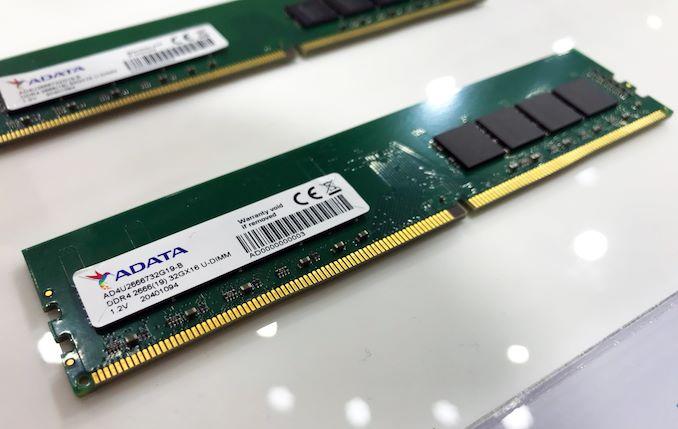 32 ГБ небуферизованных модуля DIMM из семи брендов: от DDR4-2400 до DDR4-3000