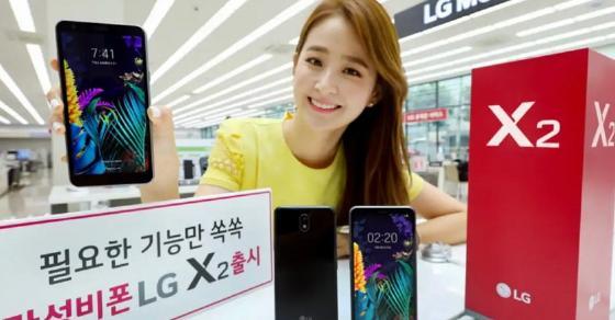 LG X2 (2019) или LG K30 (2019) с Snapdragon 425 SoC выпущен: цена и характеристики
