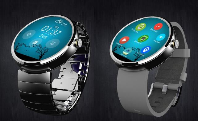 установить Android износ на SmartWatch китайские часы
