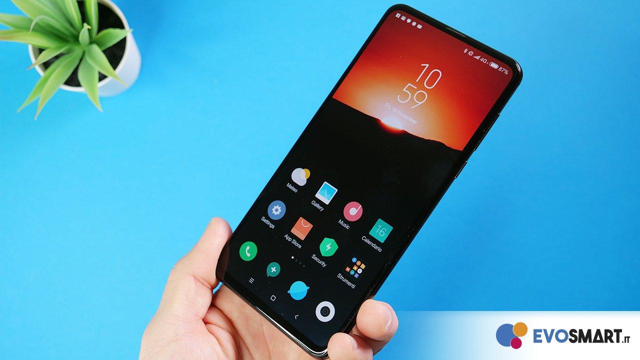 Xiaomi Mi MIX 4 сертифицирован в Китае