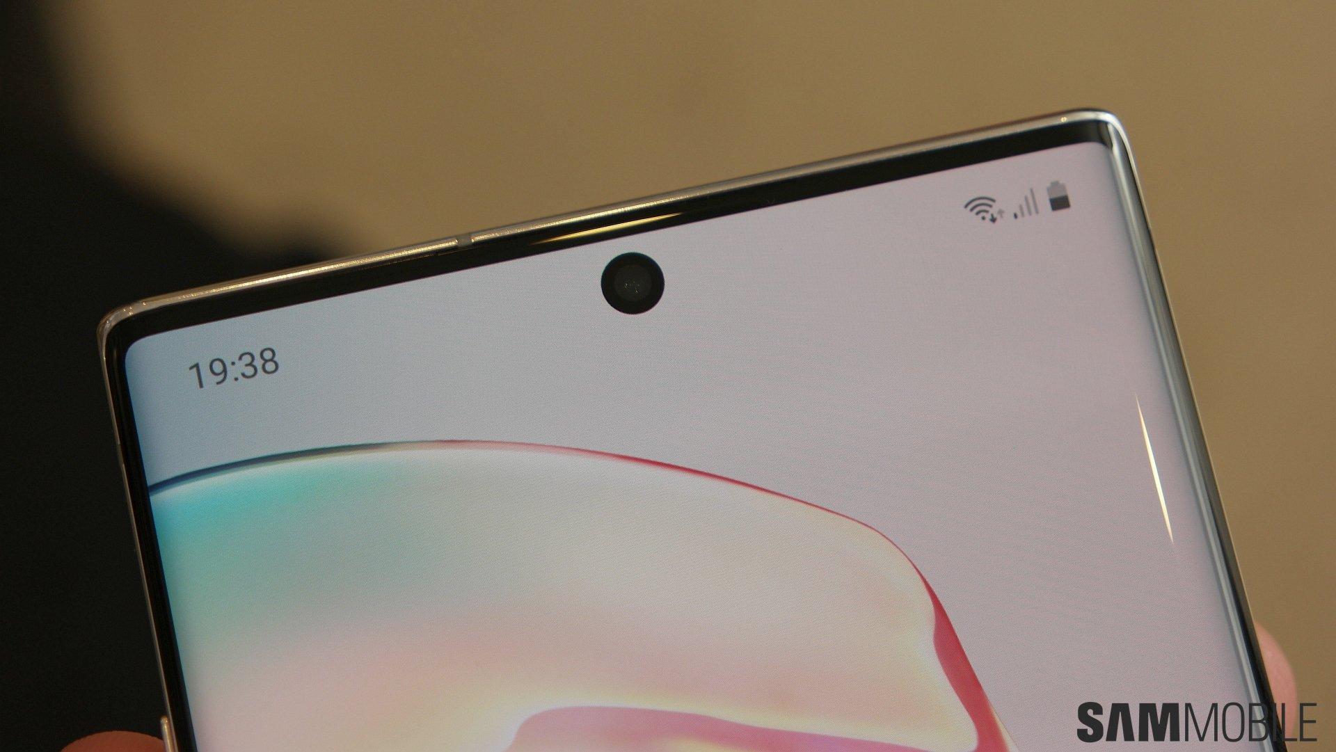 Galaxy Note  10 практических обзоров