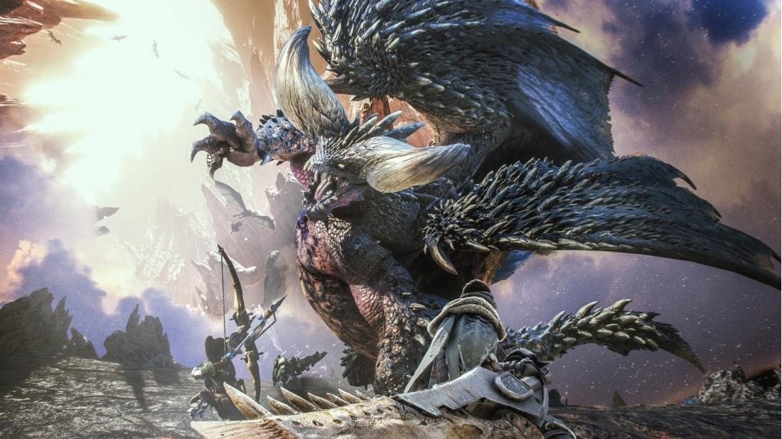 Как убить охотника на монстров: грозные старшие драконы мира 4