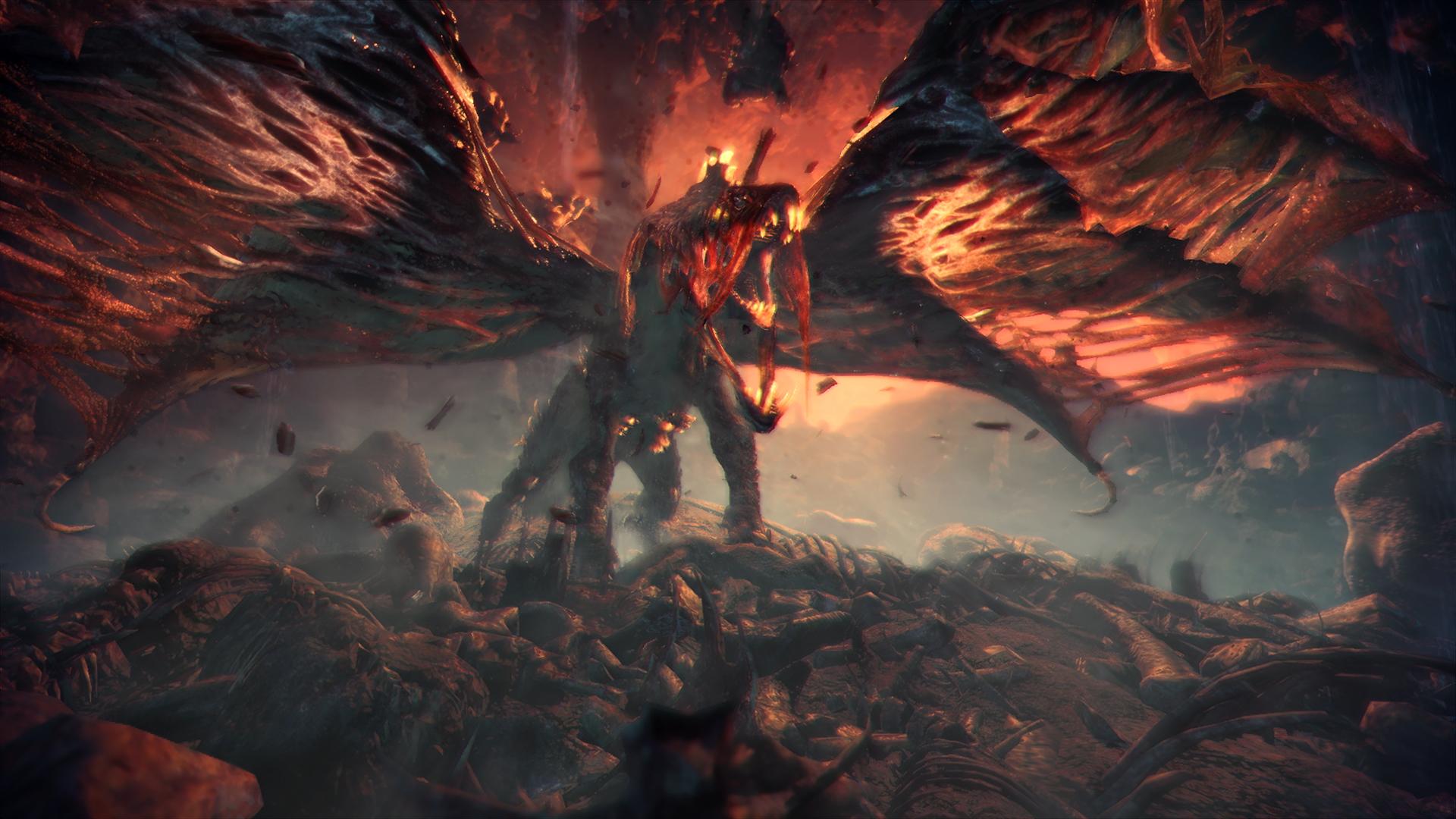 Как убить охотника на монстров: грозные старшие драконы мира 7