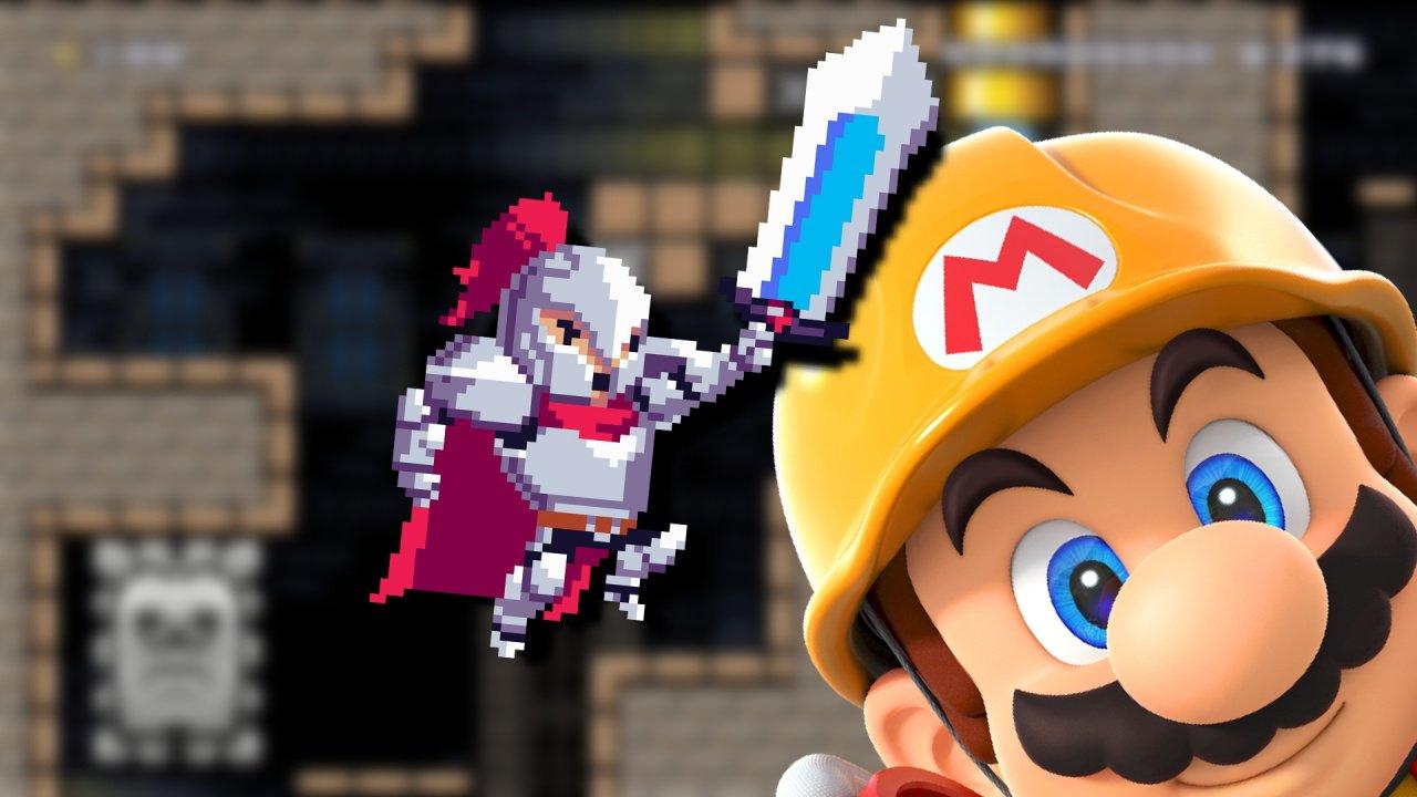 Особенность: Ведущий дизайнер Rogue Legacy делает курс Super Mario Maker 2