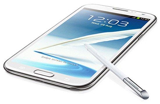 Samsung Galaxy Note  II Обзор смартфона