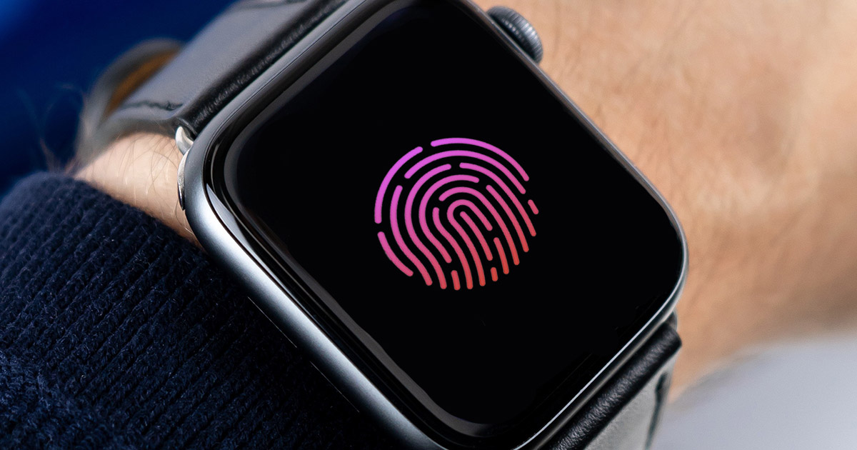 Apple Watch  с Touch ID
