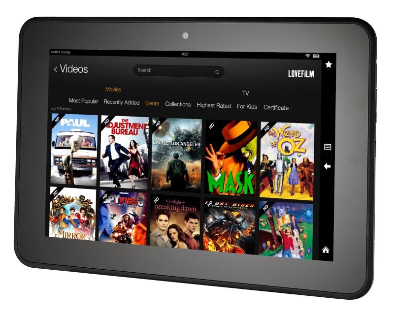 """Amazon Kindle  Fire HD 8.9 """"обзор"""