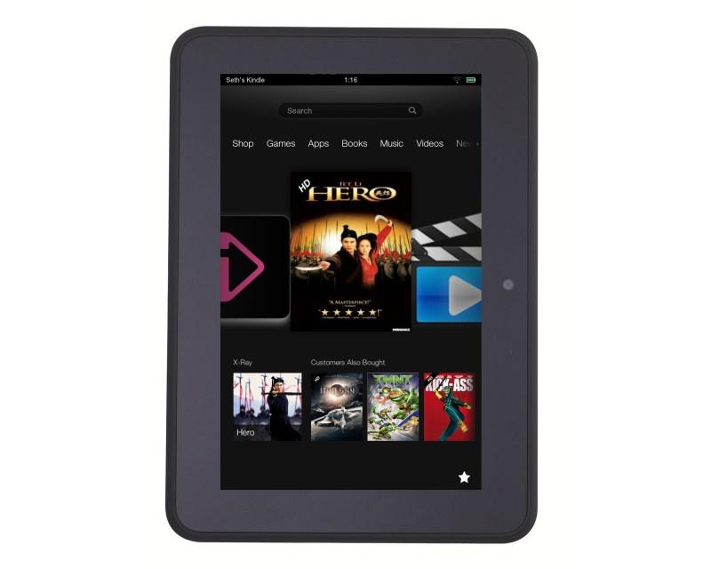 Amazon Kindle  Fire HD обзор