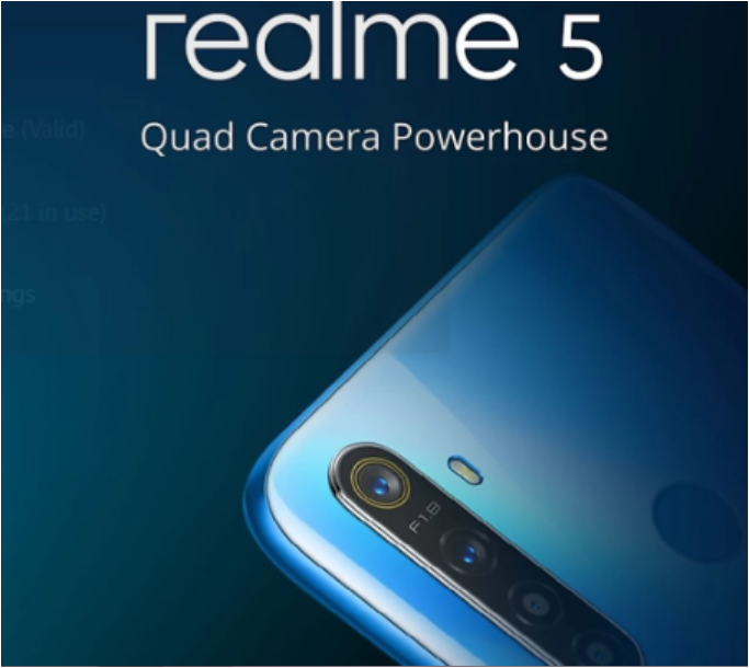 Генеральный директор Realme India подтверждает цену Realme 5, ультра-дешево!