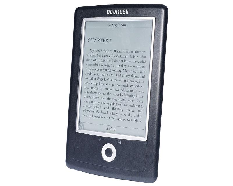 Bookeen Cybook Orizon обзор | Отзывы экспертов