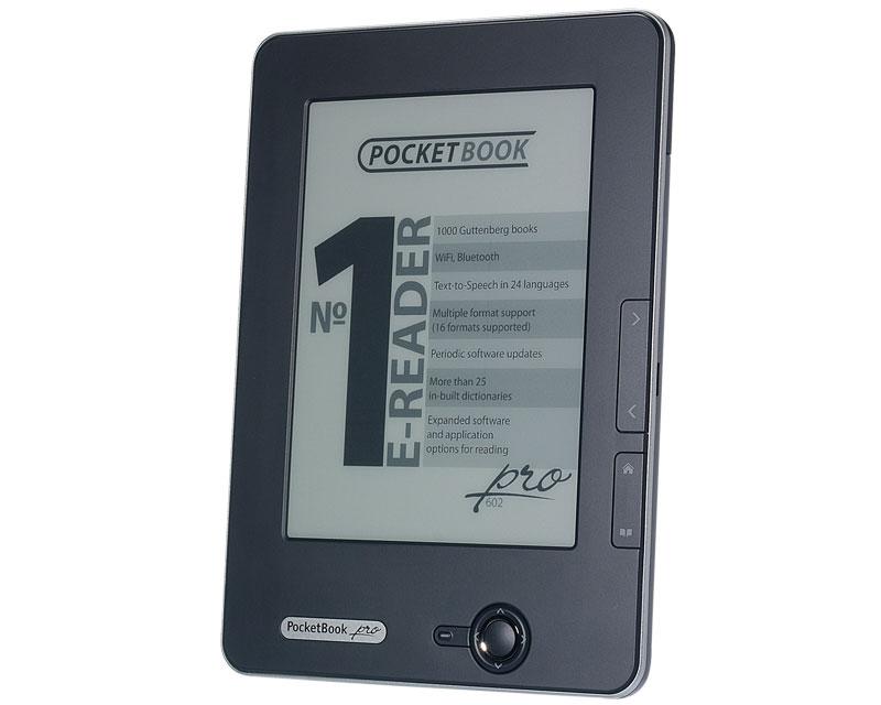 Обзор PocketBook Pro 602 | Отзывы экспертов
