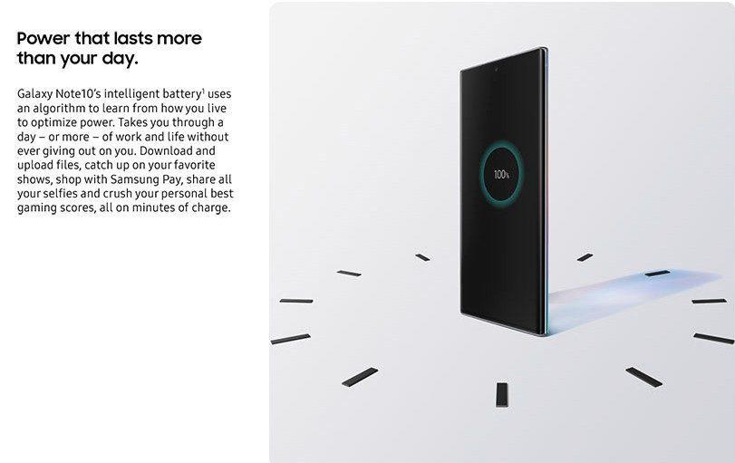 Ожидается, что Samsung предложит технологию сверхбыстрой зарядки с новым вентилятором