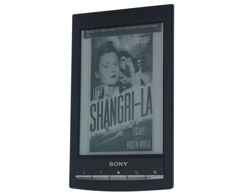 Обзор Sony Reader PRS-T1 | Отзывы экспертов