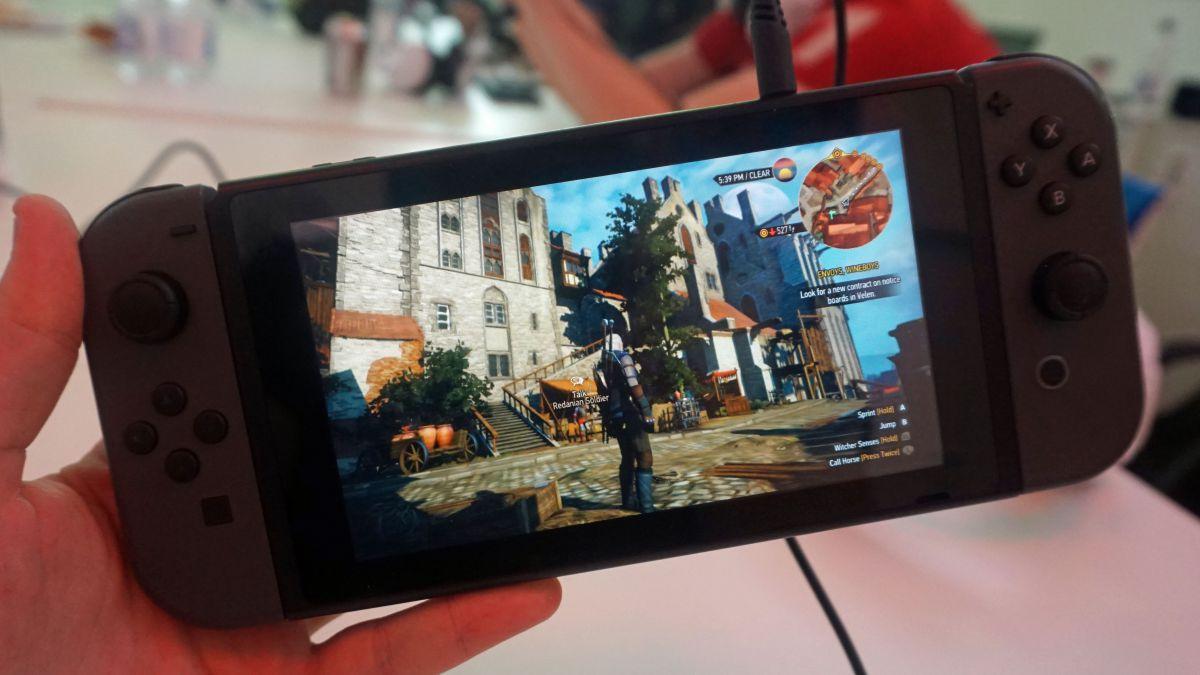 Ведьмак 3 на Nintendo Switch может означать, что я наконец играю в DLC