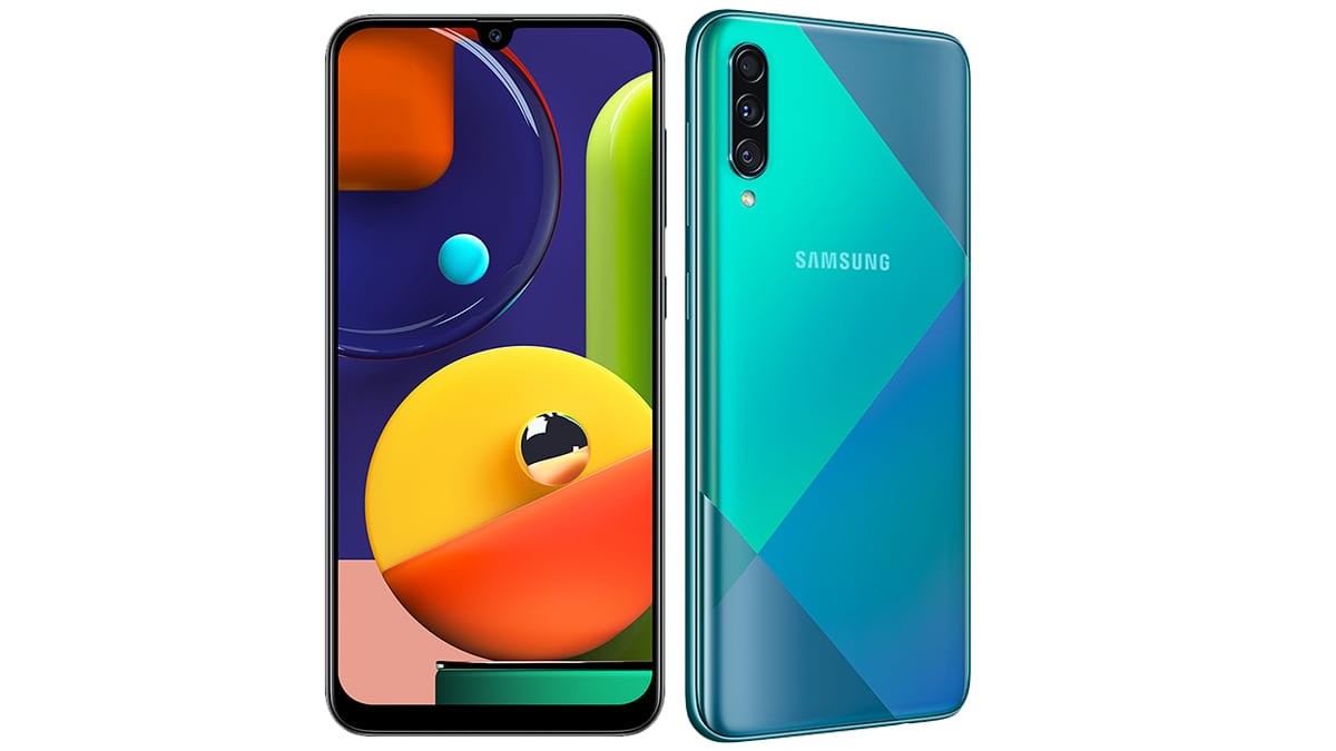 Samsung Galaxy A50s, Galaxy A30s With In-Display Fingerprint Sensor, Triple Rear Cameras Launched: Specifications