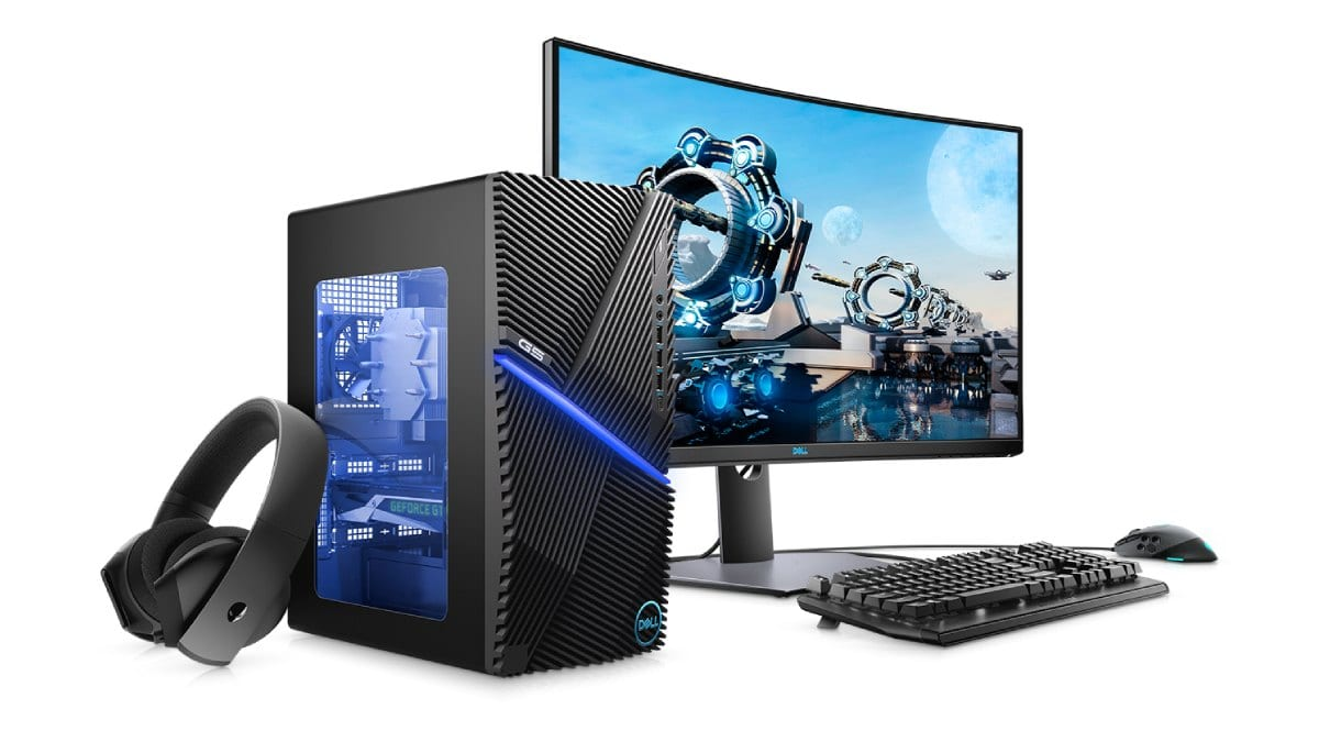 Alienware Aurora, 55-inch OLED Gaming Display, Dell G5 Gaming Desktop, Keyboards, Mice Launched at Gamescom 2019