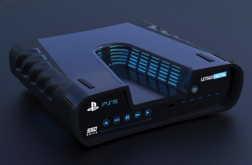 Кто-то рендерил PlayStation 5 на основе предыдущих утечек, и это выглядит потрясающе 2