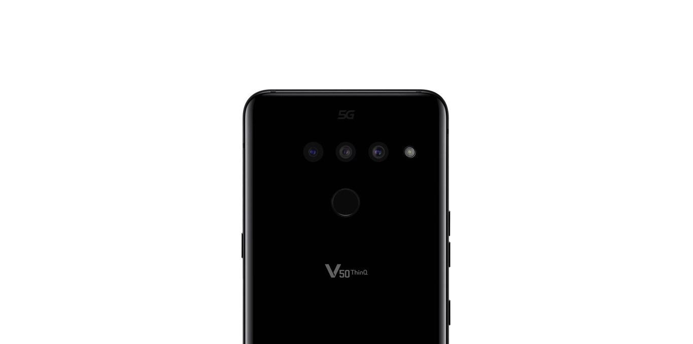 LG V50 прибудет в Перу в сентябре 1