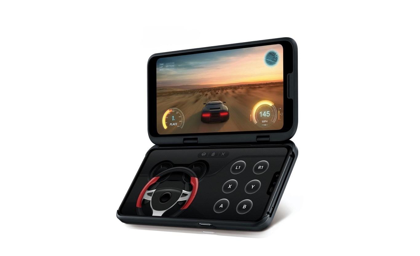 LG V50 прибудет в Перу в сентябре 2