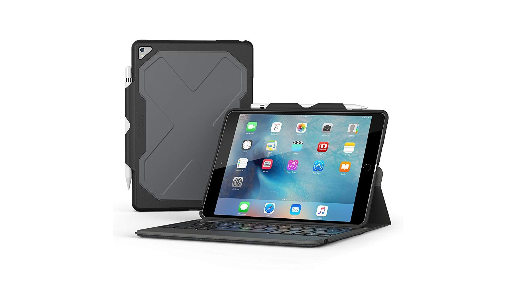 Лучшие чехлы для клавиатуры для iPad: работайте с iPad от £ 16