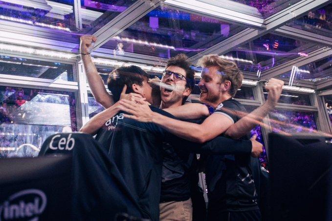 Команда OG короновала международных чемпионов второй год подряд 4