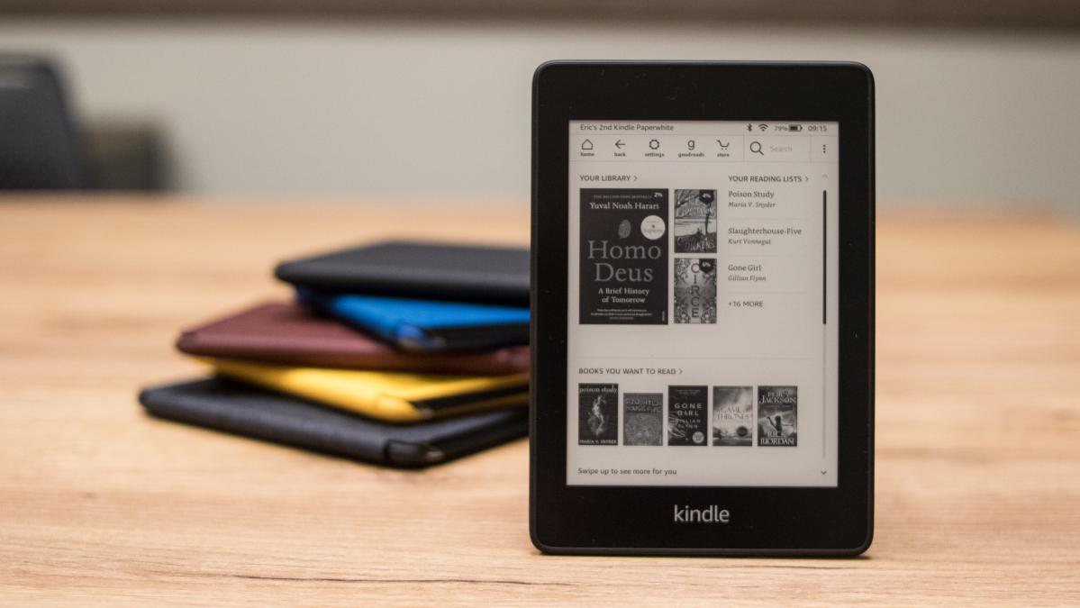 Kindle Paperwhite и Oasis по самым низким ценам Amazon Премьер день