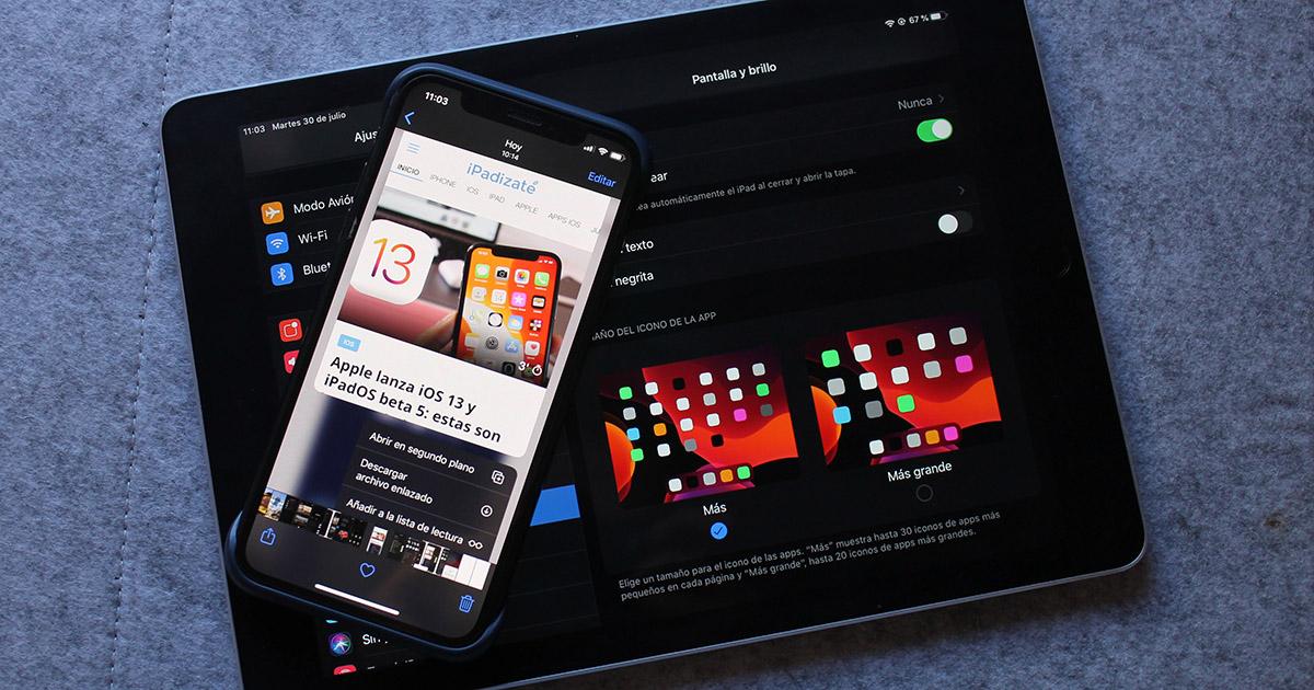 Все новости, которые идут с iOS 13.1 бета